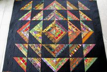String Quilts / My favorite string quilts on Pinterest