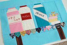 Quilt Blocks  / by Vanessa Wilson
