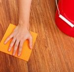 Limpeza pisos laminados madeira