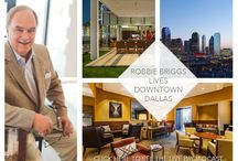 Luxury High-Rise Lifestyle / Experience the best that Downtown Dallas living has to offer, from the world-class Arts District to some of the best shopping and dining around.