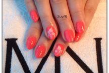 Gel nails by SuviR