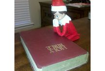 Elf on a shelf / by Amy Cook