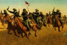 Buffalo Soldiers / by Fay Coleman