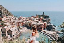 Paysages d'Italie