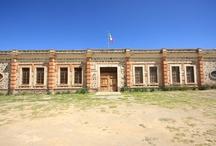 Haciendas & Conventos