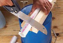 Ideias em PVC
