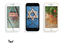 Mobile Wallpapers Jewish Theme / Jewish Theme-wallpaper cellphone-Mobile INSTANT DOWNLOAD!!! Dress up your Cellphone and iPhone with these 3 Exclusive Jewish Theme Photos of Rosh Hashana Jewish Holiday & The Star of David ✡ Own it!!!   I guarantee the Best High Quality Jewish Faith Wallpapers for iPhone or Android. Digital image sizes: 1242 x 2208 Pixel This genuine beautiful wallpaper will quickly revive your soul with Faith, Love & Inner Peace.