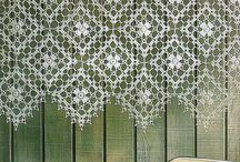 curtain crochet