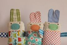 Craft projects (little animals)