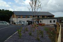 Felinheli Primary Care Facility / Felinheli Primary Care Facility. Felinheli, Gwynedd, North Wales.