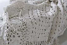 Crochet Blankets, Afghans & Throws / by Sharla Christian