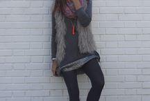 Looks de invierno con falda