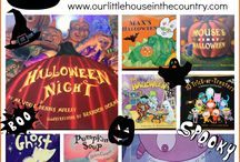 Fall Education / Fall, Halloween and Thanksgiving Themes for a Preschooler/Kindergardener during September, October and November. / by Bethany Sherman