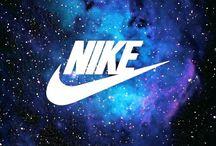 Nike behang