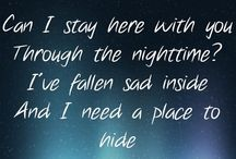 Lyrics of Life / by Danita Harris