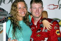 Kortnie coles when she was with Dale Jr
