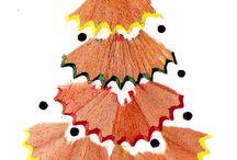 Joulu kuvis ja askartelu
