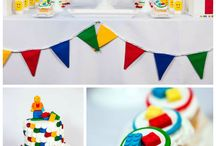 Birthday Parties / LEGO Birthday Parties!