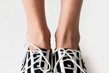 Yikes Stripes / Black&White!!! / by Sharon McKendry