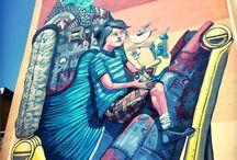 Street Art & Graffiti / Street Art & Graffiti from all over the world