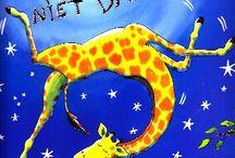 Een giraffe kan niet dansen