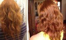 mulher deixa de usar shampoo