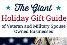 MilSO & Veteran Owned Companies / Awesome military, veteran and LEO owned companies you need to know about!  #military #milspoowned #veteranowned #LEO #entrepreneur
