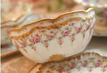 Haviland Limoges Teacup and Saucer