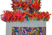Rainbow Horse Party