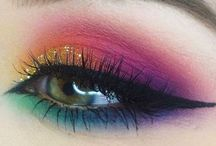 make up: eyes