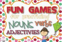 Vocabulary and Language / Resources that relate to any of the Common Core Language Standards for primary grades.