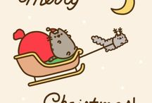 Pusheen karácsony