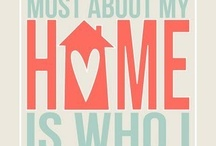 [ Home Sweet Home ] / ideas !!