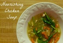 Cleaner healthier eating- soups