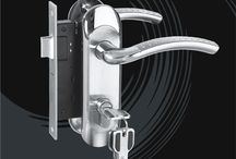 Mortise handle Locks