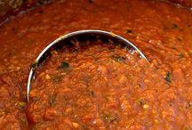 italian recipes / by maria del