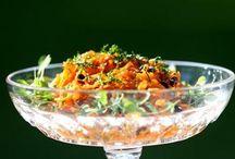 Recipes - vegetables & salads