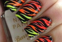 A nails design! / All kinds of nail art.