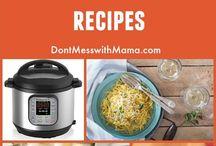 Crock Pot / Slow Cooker / Instant Pot / One Pot