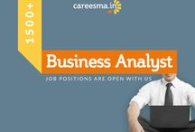 Business Analyst Jobs / Jobs Business Analyst In Bangalore vacancies in Careesma. 1789 job offers in Careesma for Business Analyst In Bangalore. You can see all the jobs for Business Analyst ... / by Careesma.in India
