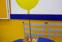 ideias para festa