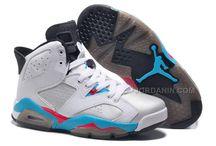 Women Air Jordan 6 Retro