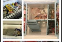 Freezer Organisation