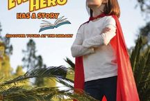 Summer Reading 2015- Summer Challenge / Every Hero Has a Story!