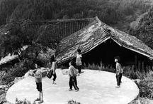 Regards sur le Guizhou, lectures et textures du paysage / L'exposition, présentée à la Cité de l'architecture & du patrimoine du 4 juillet au 2 septembre 2013, montre les photographies de Luo Yongjin et Christopher Taylor, réalisées au Guizhou, province du sud-ouest de la Chine.