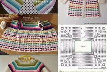 háčkované svetry,svetříky