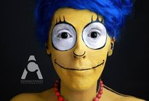 Marge Simsons Eyes