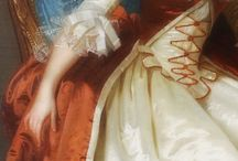 Gowns: Polonaise Style / by Sew 18th Century
