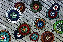 Mosaics / by vicky kloppenborg