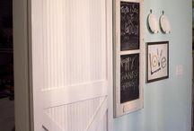 Barn doors / by Crystal Mandryk